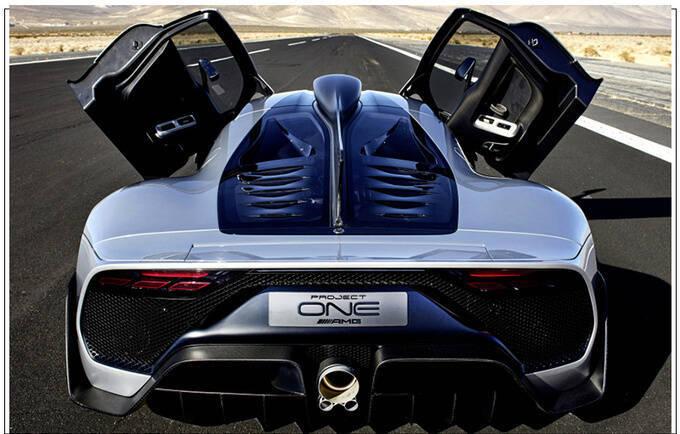 售价超千万的梅赛德斯-AMG ONE将延期至2022年交付-图5