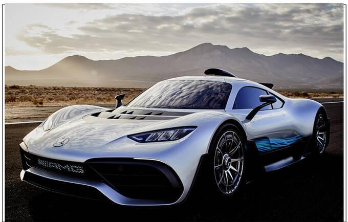 售价超千万的梅赛德斯-AMG ONE将延期至2022年交付-图2