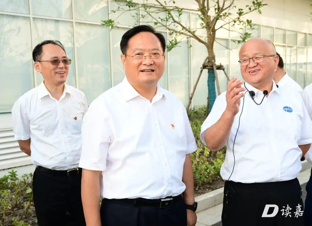 嘉兴市委书记张兵:以高质量发展夯实共同富裕的物质基础