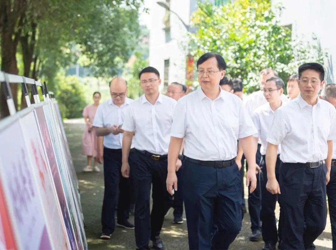 金华市长邢志宏:夯实富民产业基础 推动共同富裕示范先行