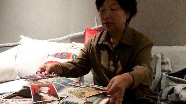 多地网友赴河南陪姚策生母过中秋 杜新枝:孙子是我活下去的动力