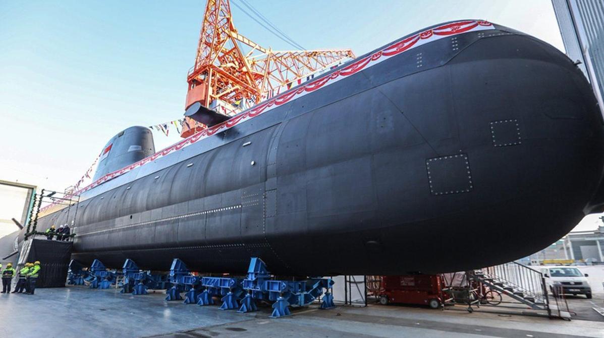 """相比法国对手,德国218型潜艇与日本""""苍龙""""级潜艇无论在定位还是工艺上均有明显差距。"""