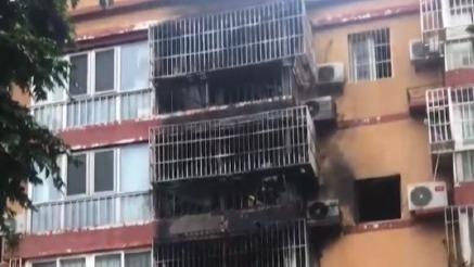 北京通州一小區發生火災造成5人死亡 市領導赴現場處置