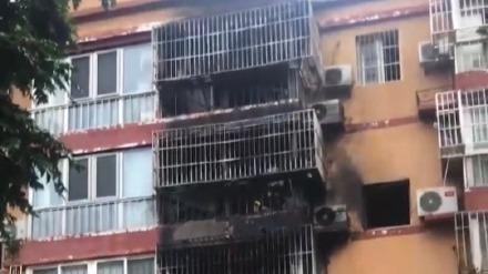 北京通州小區火災致5死 初判與電動車室內充電有關