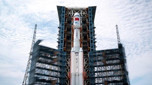 長七火箭再送天舟上天 為成功做了這些改進