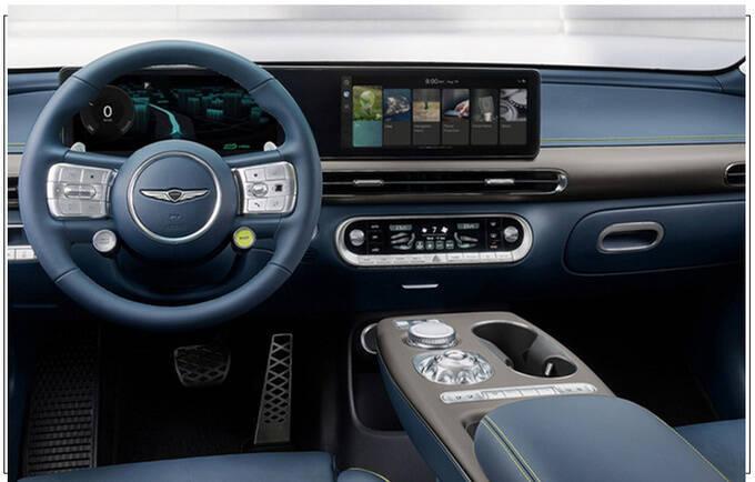 捷尼赛思全新SUV增添新技术刷脸功能更便捷-图5