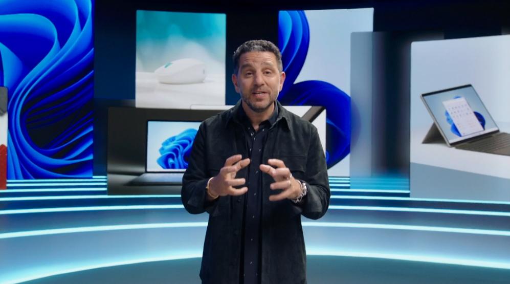 "微软首席产品官,""Surface 之父""Panos Panay"