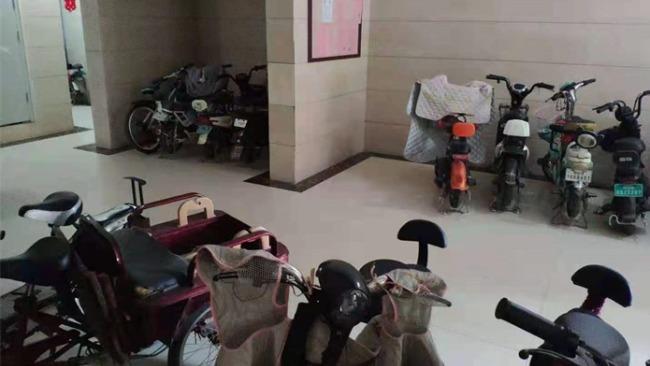 北京通州全面排查電動車室內充電安全隱患 不留盲區、死角