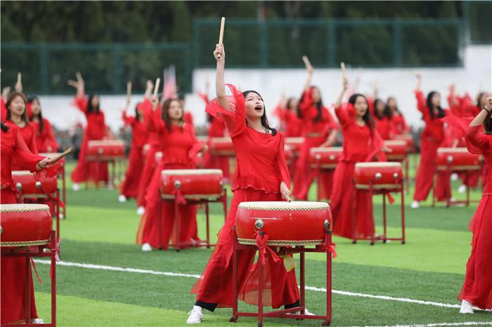 红鼓舞《胜利锣鼓》