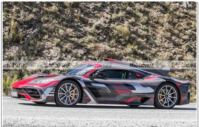 售价超千万的梅赛德斯-AMG ONE将延期至2022年交付-图6