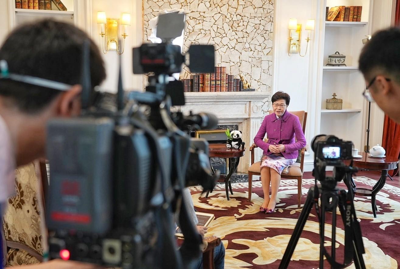 四川香港有哪些可以深化合作的领域?林郑月娥回应