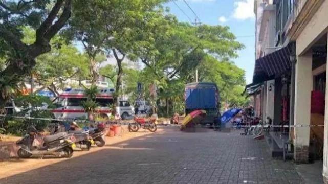 海南琼海突发一起疑似啤酒爆炸事件 目前已致2死3伤
