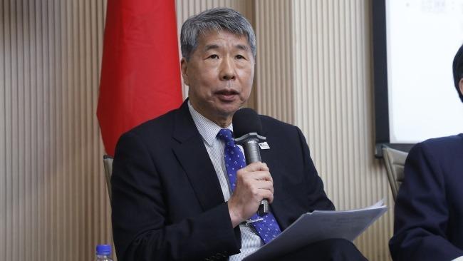 国民党主席选举开票朱立伦领先张亚中 台名嘴:稳当选