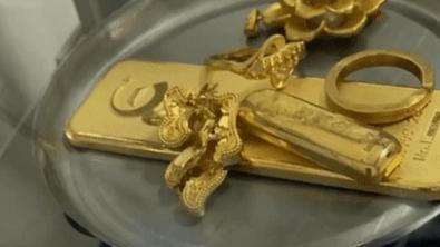 女子邮寄11万黄金中途失踪 EMS:内部员工盗窃