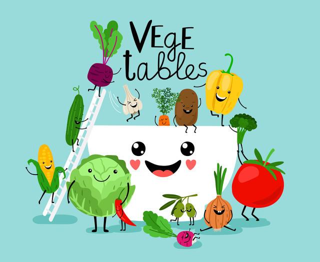水果+蔬菜+运动=更高的幸福感