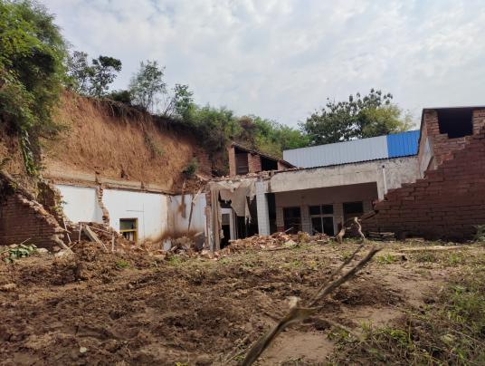 洛阳强降雨致5人死亡 两乡镇党委书记受处分