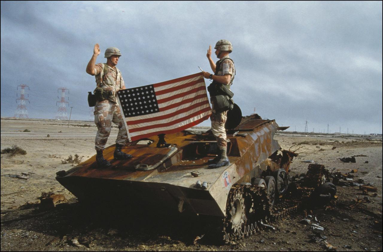 """細算二戰后美國""""戰爭賬"""" 專家:""""嗜戰""""是美國的本能"""