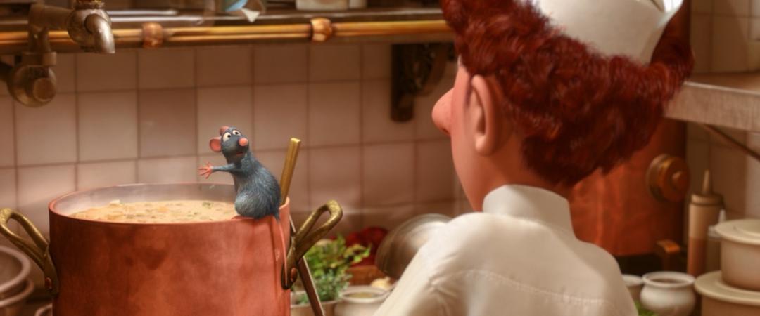 老鼠做的料理,你敢吃吗?