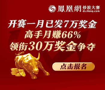 炒股大赛:开赛一个月已发7万奖金