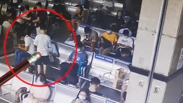 两乞讨女子买6元车票在南宁站混一天被拘3日