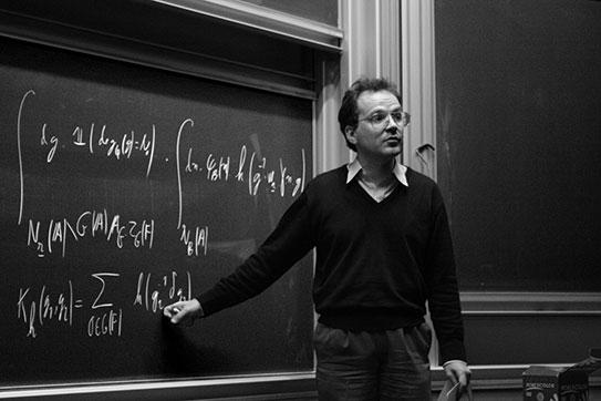 法国数学家拉福格加入华为 任正非曾表态:数学是国家强盛基础