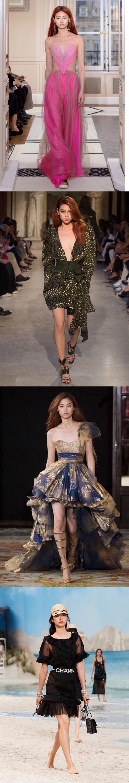 国际超模,Jennie铁瓷,《鱿鱼游戏》女主有点东西...