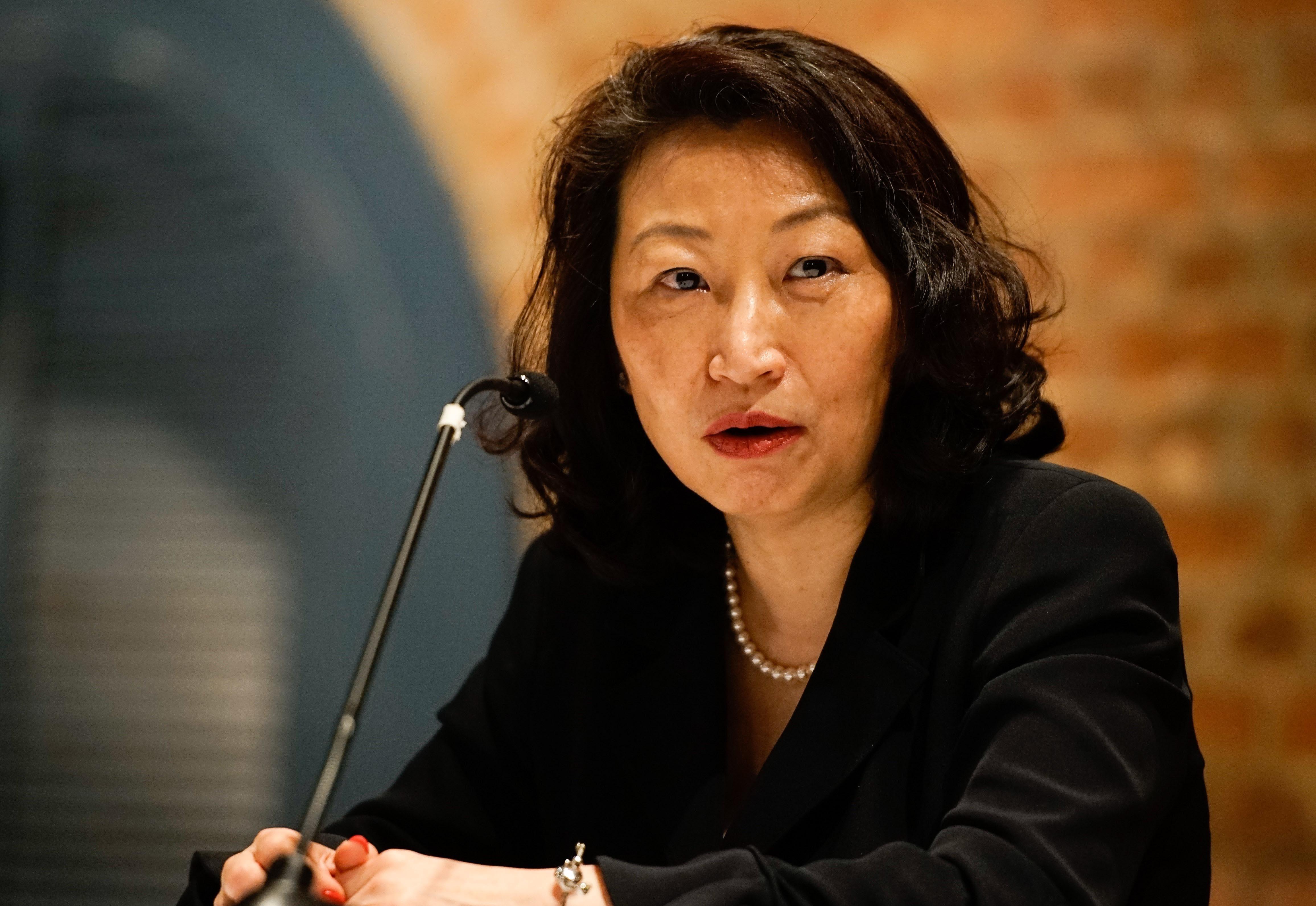香港律政司长:干预香港事务有违国际法