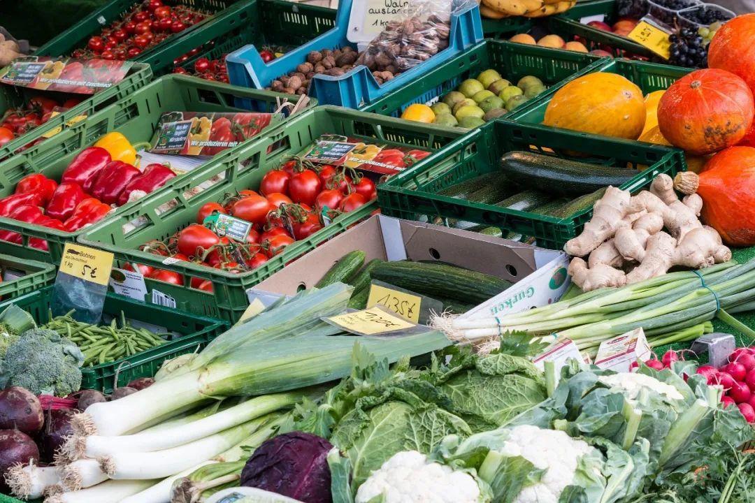 种类繁多的蔬菜,你喜欢哪些? 图:Wikimedia Commons