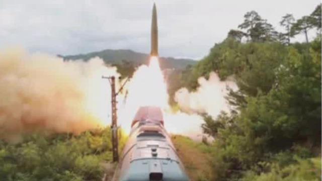 朝鲜今年第六次发射飞行物 韩国有何反应?
