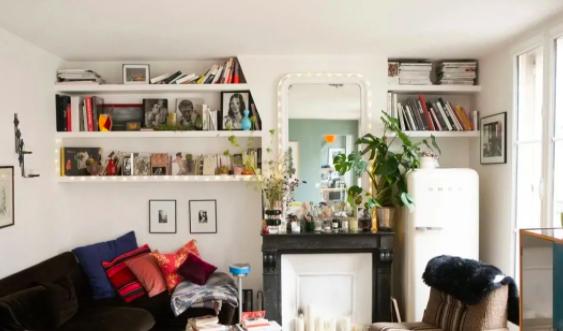 天啦!法国女人的家是怎么美得毫不费力的?