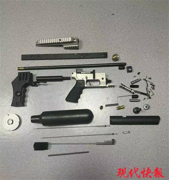扬州棋牌室斗殴牵出跨境贩枪大案!已抓捕67人缴获143支枪支-幽兰花香