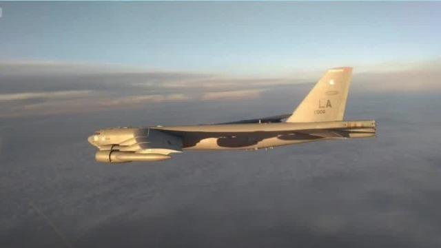 美军机靠近俄边界 俄3架歼击机紧急升空拦截