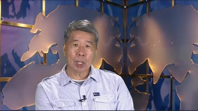 张亚中:民进党用错误的史观不断欺骗台湾老百姓