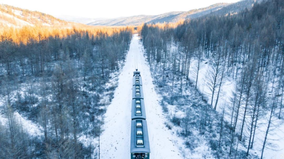 此生必坐!这10条铁路曾惊艳世界,有些想搭乘却已不再容易......