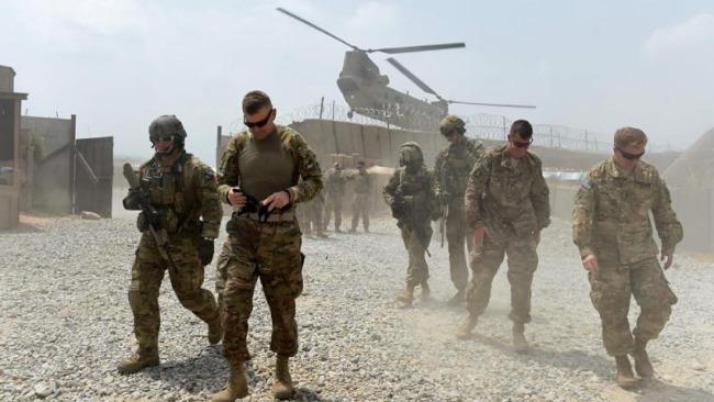 """俄副外长格鲁什科称北约炮制俄""""威胁""""填补阿富汗撤军后的空挡"""