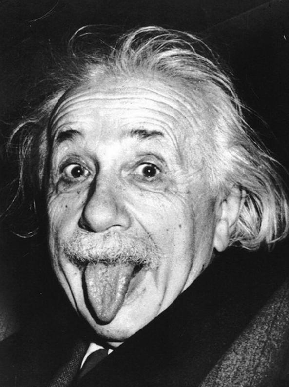 跟爱因斯坦谈笑风生的诺奖大佬 年轻的时候差点就毕不了业