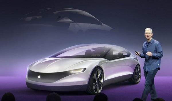 苹果汽车或采用单体电池设计具备无人驾驶技术