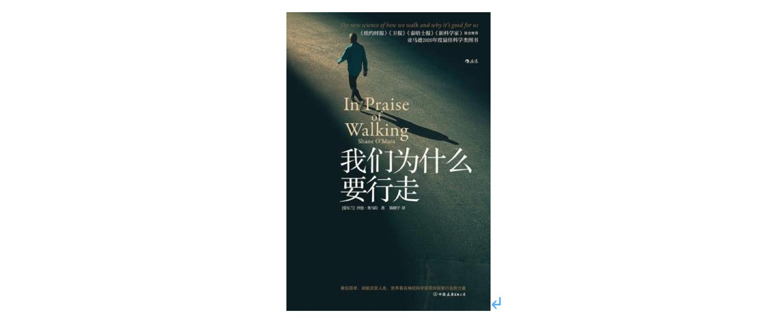 《我们为什么要行走?》,作者: [爱尔兰] 沙恩·奥马拉,版本: 后浪丨中国友谊出版公司 2021年9月