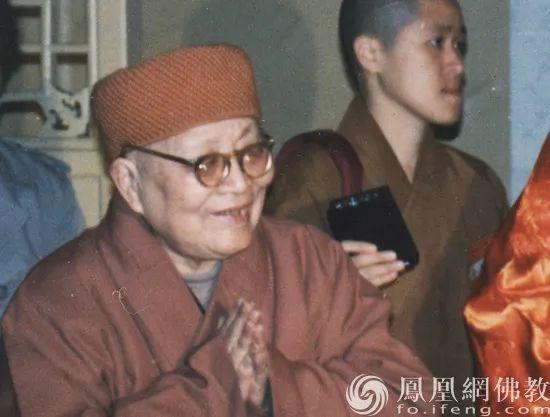 隆莲法师(图片来源:四川尼众佛学院提供)