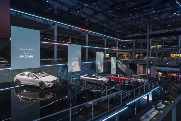 """奔驰发布了升级的电动化战略——""""全面电动""""战略"""