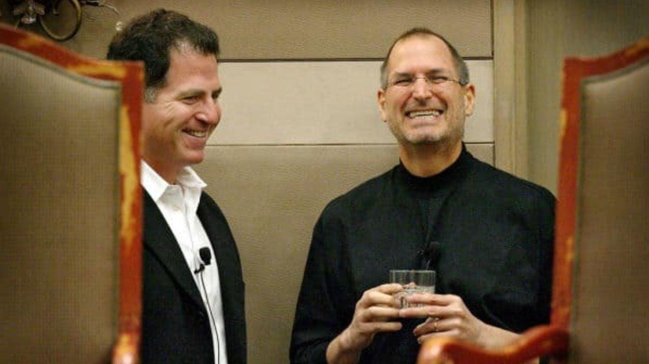 戴尔CEO回忆与乔布斯友情:乔布斯曾想在戴尔电脑上预装Mac OS系统