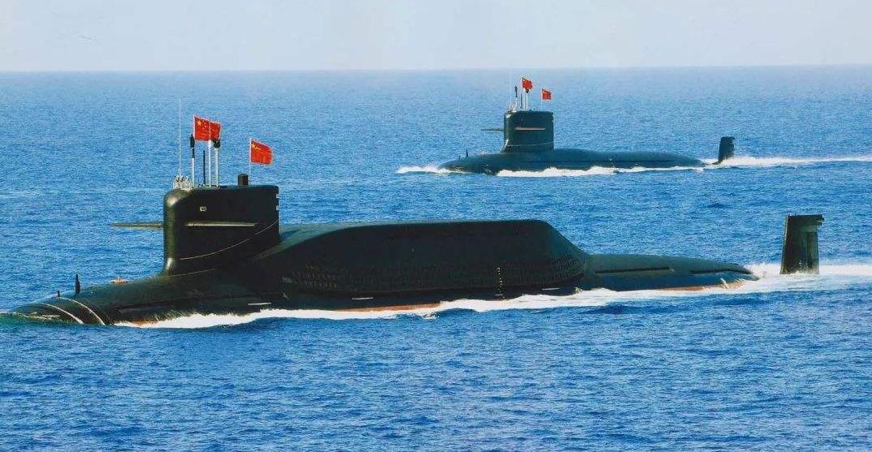 南海的广阔海域以及足够的深度,为执行战略威慑巡航任务的中国战略核潜艇提供了充足的垂直机动空间