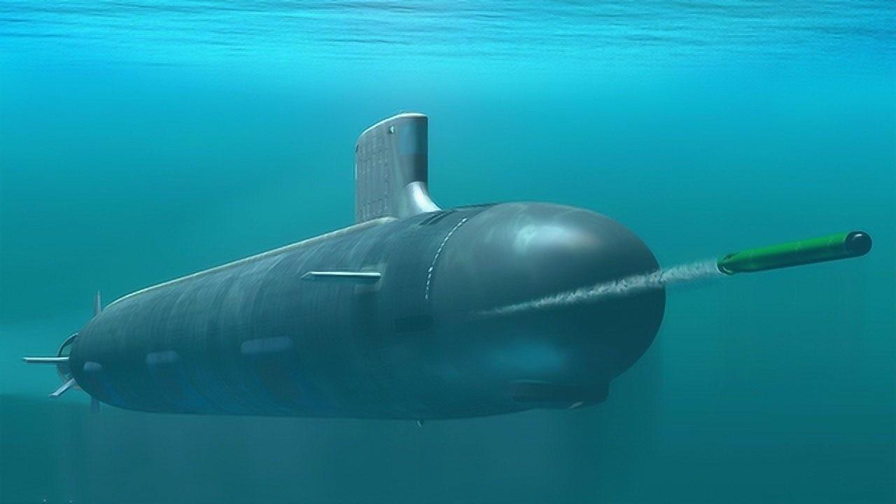 """更大潜深+重型反潜武备将令""""海狼""""在南海的反航母作战中具备不小理论优势。"""