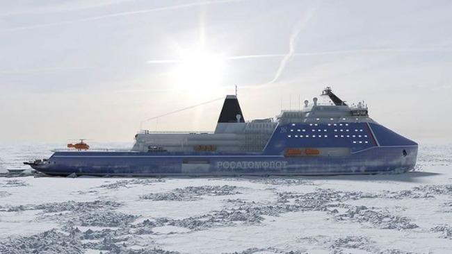俄罗斯考虑组建北极舰队 保卫极地航道与沿岸安全