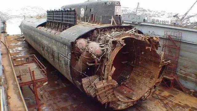 美国核潜艇在南海碰撞事故留下三大隐患:事故隐患、灾难隐患、安全隐患