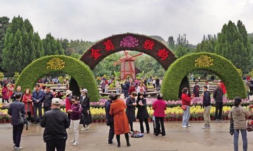 动物园萌宠可爱 植物园蝶醉花美
