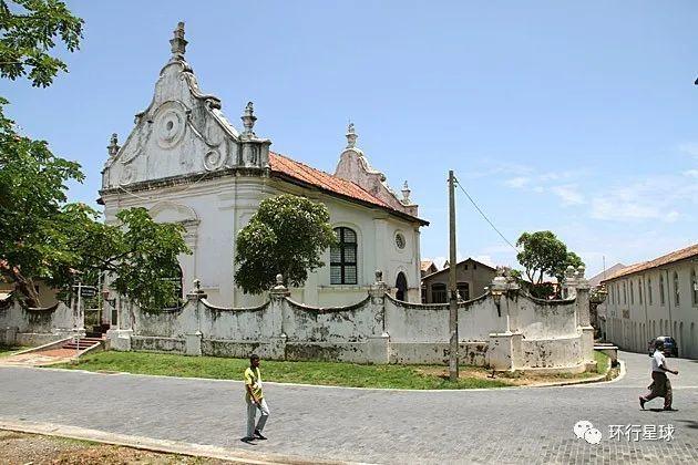 斯里兰卡的荷兰建筑 Galle Fort 图:Jane H... / pinterest