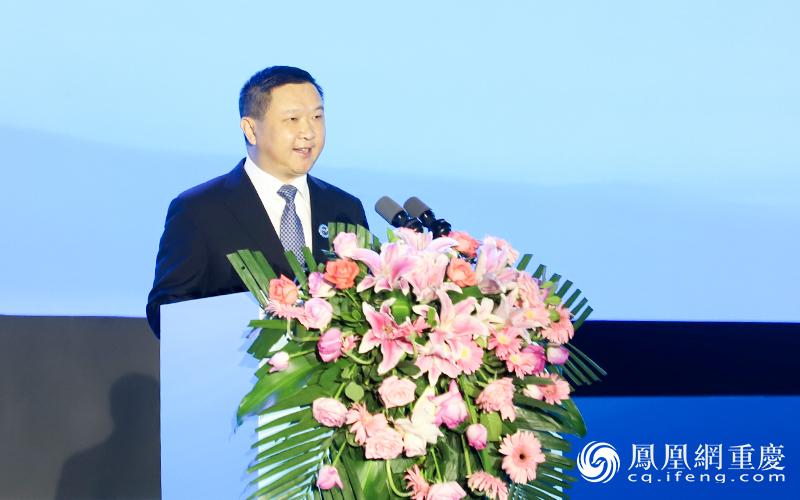 重庆市住房和城乡建设委员会党组书记、主任常斌致辞