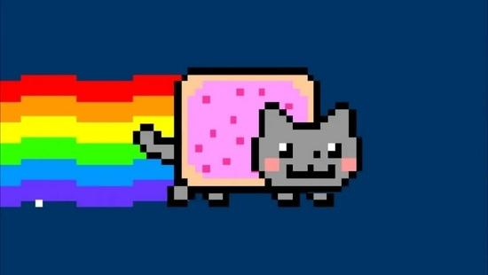 图:Nyan Cat