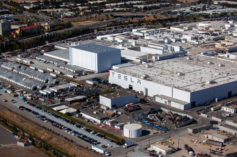特斯拉加州工厂
